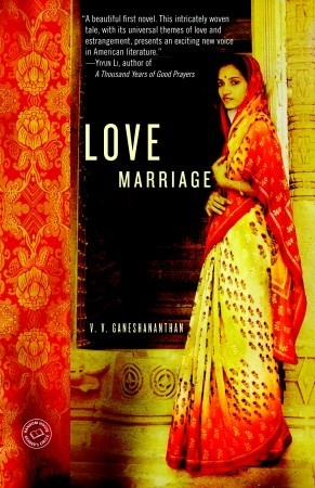 Love Marriage by V.V. Ganeshananthan