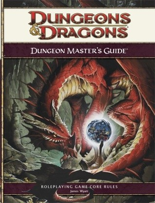Dungeon Master's Guide (4th Ed. D&D)
