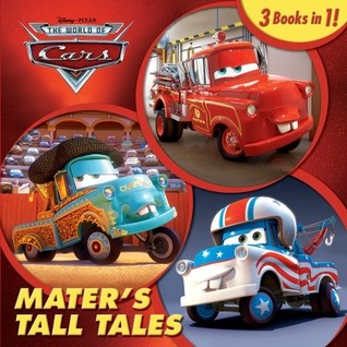 Mater's Tall Tales: 3 Books in 1