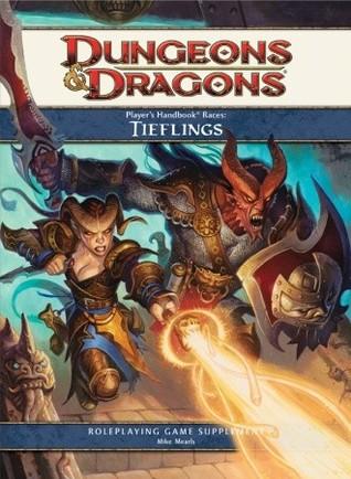 Players Handbook Races: Tieflings