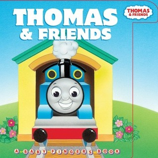 Thomas & Friends: A Baby Fingers Book