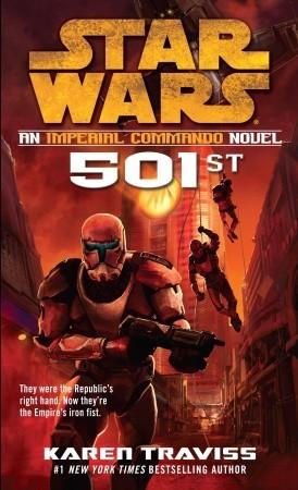 501st (Star Wars: Republic Commando, #5)