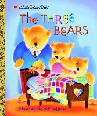 The Three Bears by Rob Hefferan