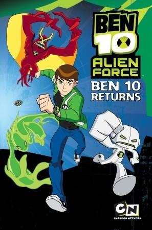 Ben 10 Alien Force by Elizabeth Hurchalla