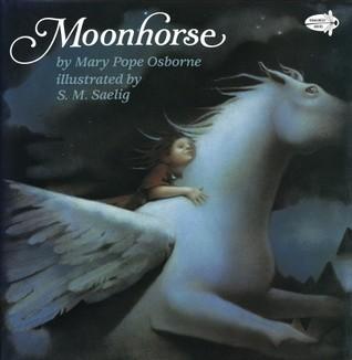 Moonhorse by Mary Pope Osborne
