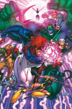 WILDC.A.T.S. Vol. 1 Deluxe Edition