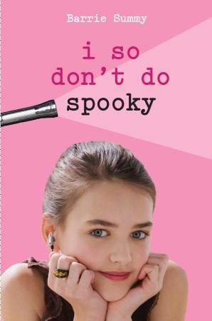 I So Don't Do Spooky (I Do Don't Do..., #2)