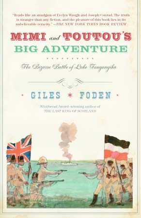 Mimi and Toutou's Big Adventure by Giles Foden