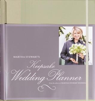 Martha S Keepsake Wedding Planner