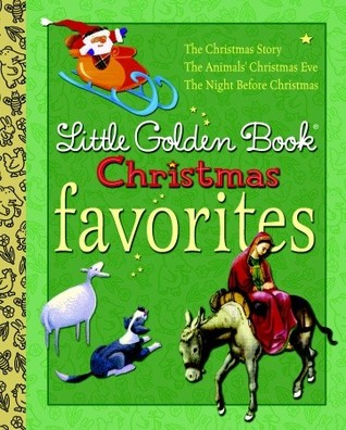 Little Golden Book Christmas Favorites By Jane Werner Watson