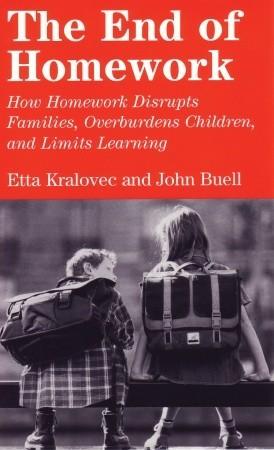 The End of Homework by Etta Kralovec