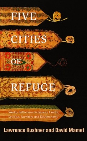 Five Cities of Refuge by Lawrence Kushner