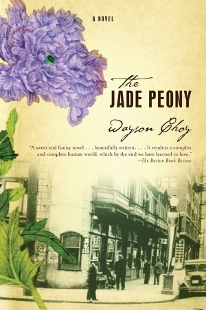 Ebook The Jade Peony by Wayson Choy DOC!