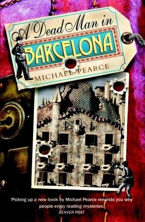 A Dead Man in Barcelona (Seymour of Special Branch, #5)