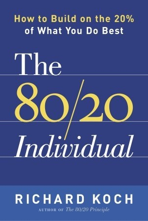 The 8020 individual how to build on the 20 of what you do best by 282049 fandeluxe Image collections