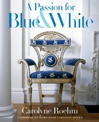 A Passion for Blue & White