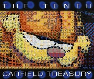 The Tenth Garfield Treasury by Jim Davis