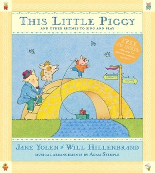 This Little Piggy with CD by Jane Yolen