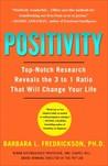 Positivity by Barbara L. Fredrickson