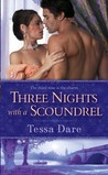 Three Nights with a Scoundrel (Stud Club, #3)