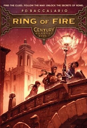 Ring of Fire por Pierdomenico Baccalario, Leah D. Janeczko