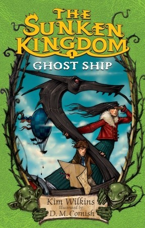 Ghost Ship (The Sunken Kingdom, #1)