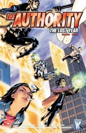 The Authority: The Lost Year, Vol. 2