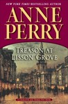 Treason at Lisson Grove (Charlotte & Thomas Pitt, #26)