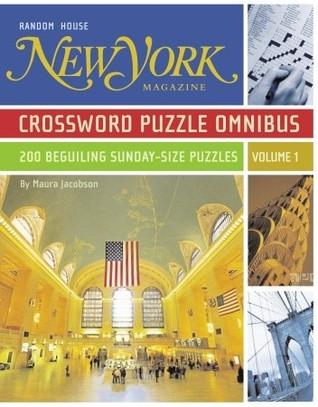 New York Magazine Crossword Puzzle Omnibus, Volume 1 by ...