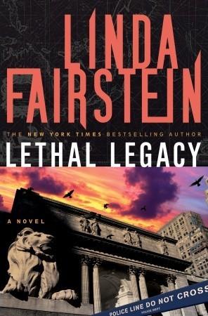 Lethal Legacy(Alexandra Cooper 11)