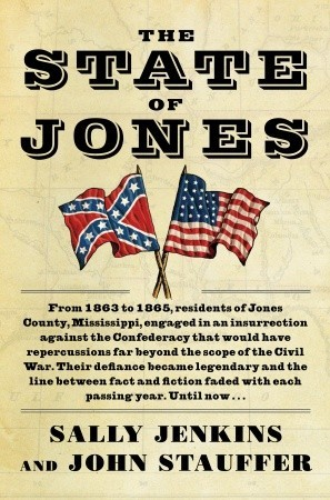 The State of Jones by Sally Jenkins