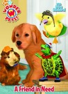 A Friend in Need (Hologramatic Sticker Book) Wonder Pets