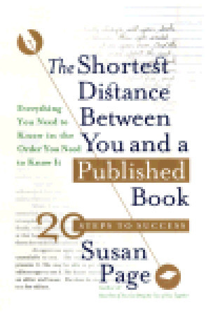 Shortest Distance Between You and a Published Book by Susan Page