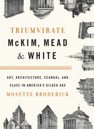 Triumvirate by Mosette Broderick