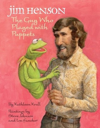 Jim henson the guy who played with puppets by kathleen krull 11388475 voltagebd Choice Image