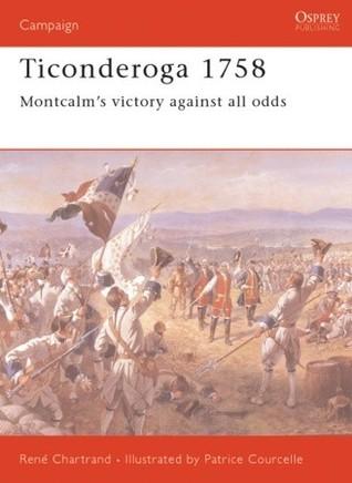 Ticonderoga 1758 by René Chartrand