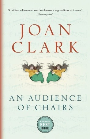 Ebook An Audience of Chairs by Joan Clark PDF!