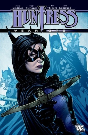Huntress by Ivory Madison