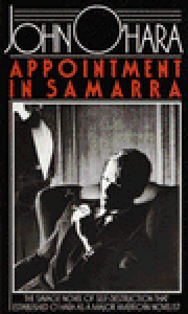 an appointment in samarra short story