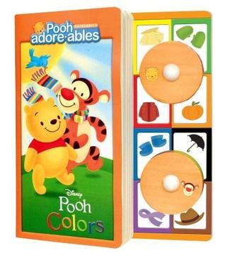 Pooh Colors (Pooh Adorables)