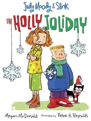 The Holly Joliday by Megan McDonald