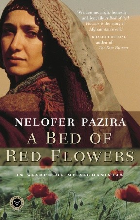 A Bed Of Red Flowers In Search My Afghanistan