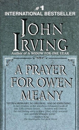 Image result for a prayer for owen meany