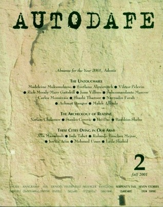 Autodafe Volume Two