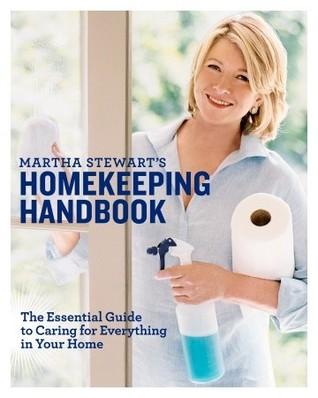 Martha Stewart's Homekeeping Handbook by Martha Stewart