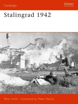 Stalingrad 1942(Osprey Campaign 184)