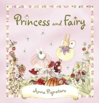 Image result for Princess and Fairy by Anna Pignataro