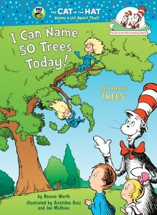 I Can Name 50 Trees Today! by Bonnie Worth