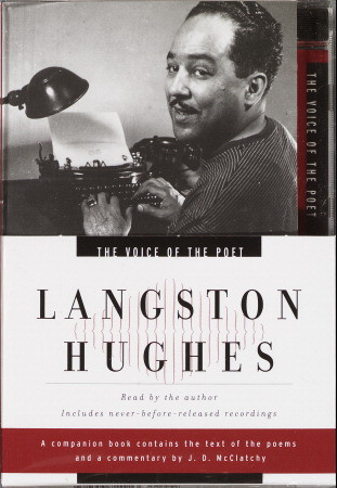 The Voice of the Poet by Langston Hughes