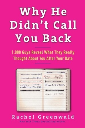 Why He Didn't Call You Back by Rachel Greenwald
